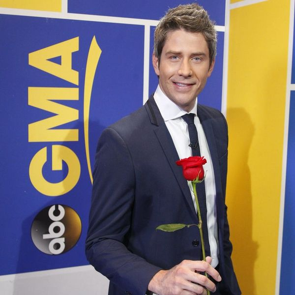 "Arie Luyendyk Jr. Has Officially Started Filming for ""The Bachelor"" — See the First Pic!"