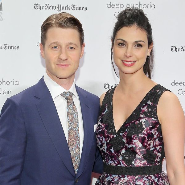 Ben McKenzie Reveals Why He and Morena Baccarin Got Married on Her Birthday