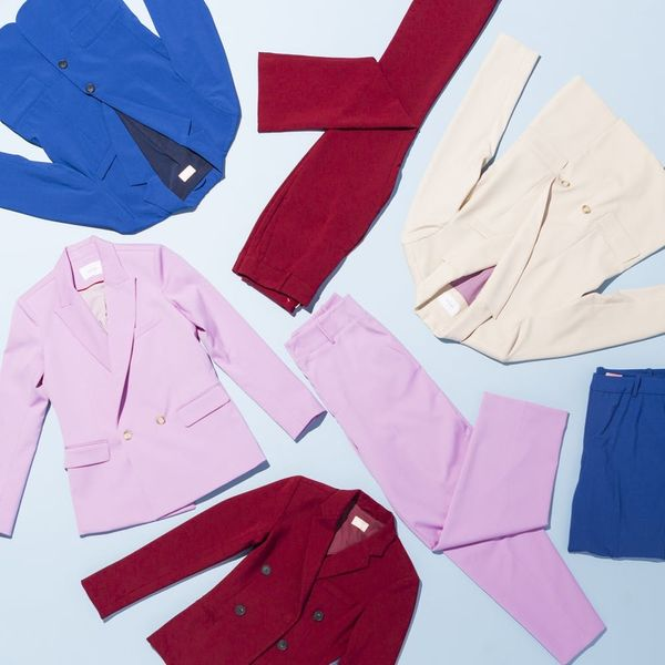 Meet the Pantsuit That Successful Millennial CEOs Swear By