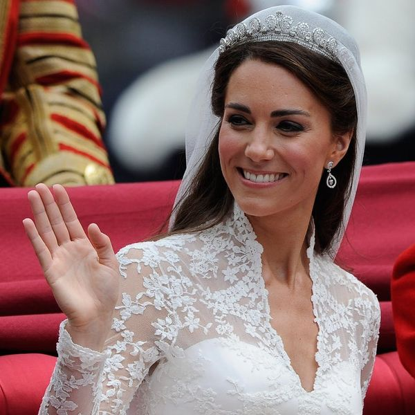 Kate Middleton Had a Second Wedding Dress… Who Knew?