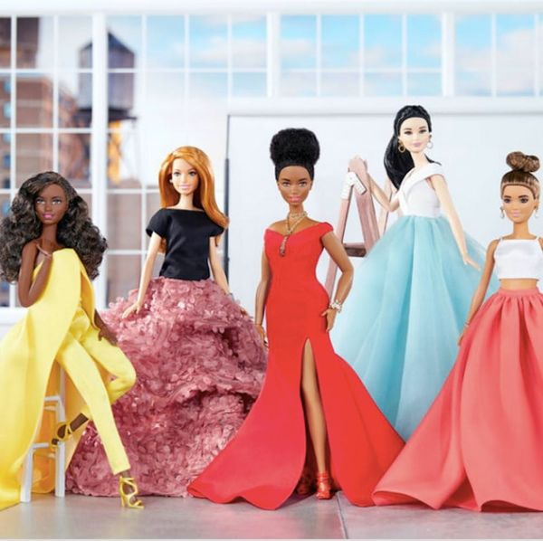 Sorry Barbie, But Your New Squad Isn't Nearly Body-Positive Enough