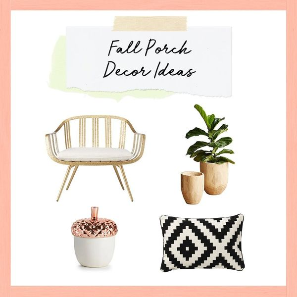 Fall Porch Decor Ideas That Will Last All Season Long