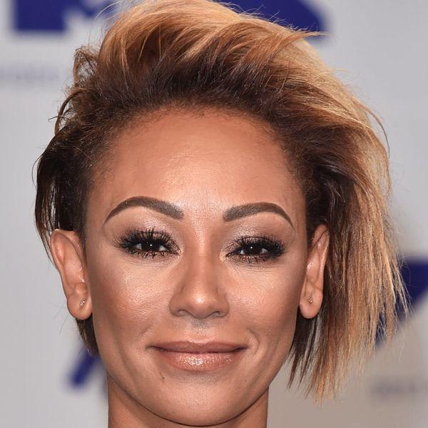 Mel B.'s Glitter Unicorn Hair Is Her Craziest Style Yet