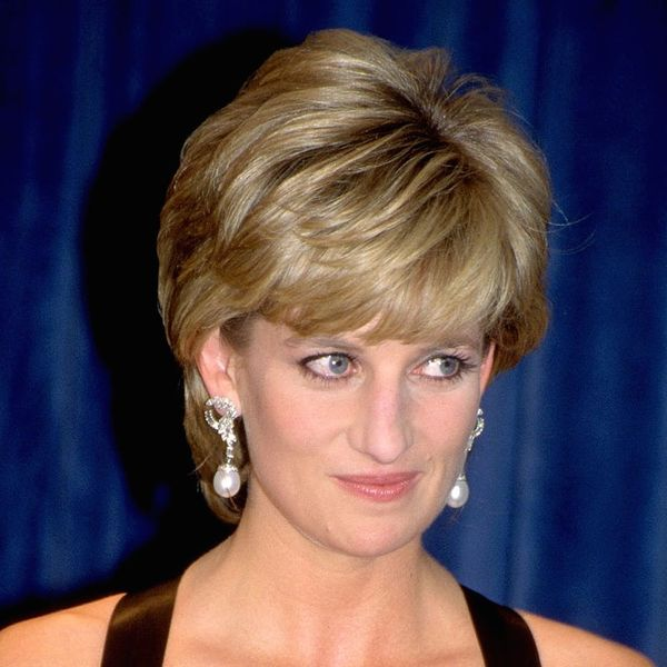 A Princess Diana Statue Is Coming to Kensington Palace Thanks to Princes William and Harry