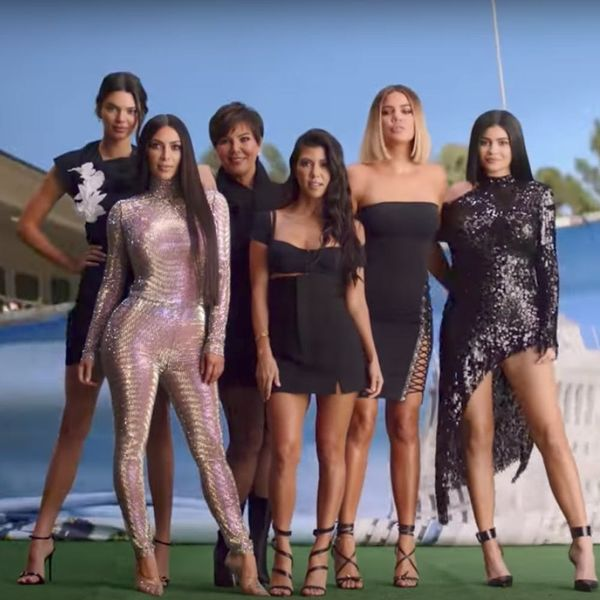 """Keeping Up With the Kardashians"" Teases Its 10th Anniversary With a Nostalgic Look Back"