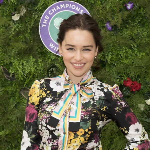 This Is Emilia Clarke's One Dating Rule