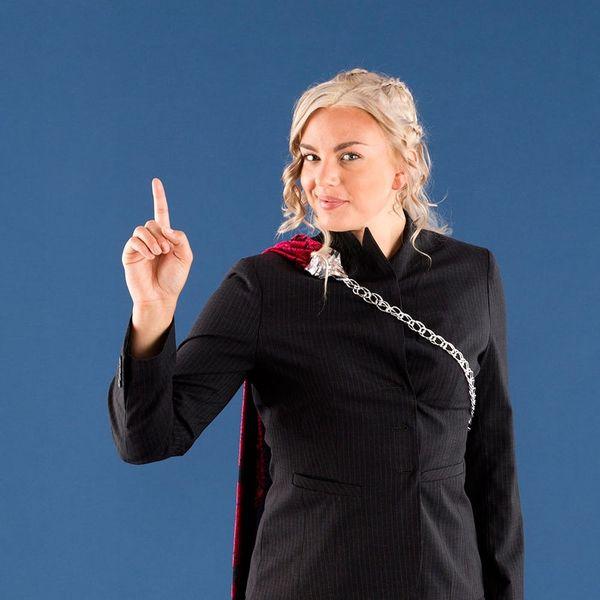 Slay All Halloween Day in This DIY Daenerys Targaryen Costume