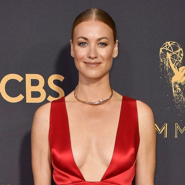 The Handmaid's Tale's Yvonne Strahovski Reveals She Secretly Married Tim Loden Months Ago