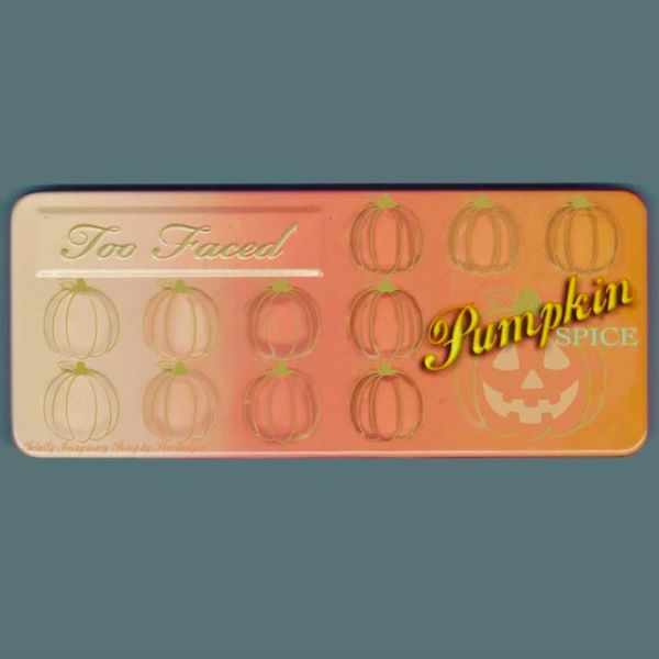 Too Faced Teases Fans With Pumpkin Spice Palette