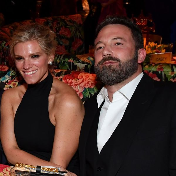 Ben Affleck and Lindsay Shookus Made Their Relationship Awards-Show Official at the 2017 Emmys