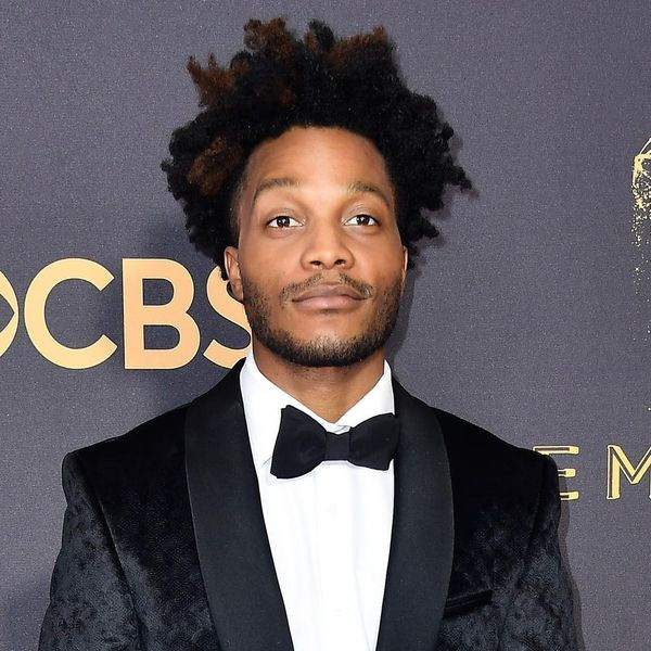 Jermaine Fowler Is Changing Things Up As the 2017 Emmys Announcer and Twitter Has Feelings