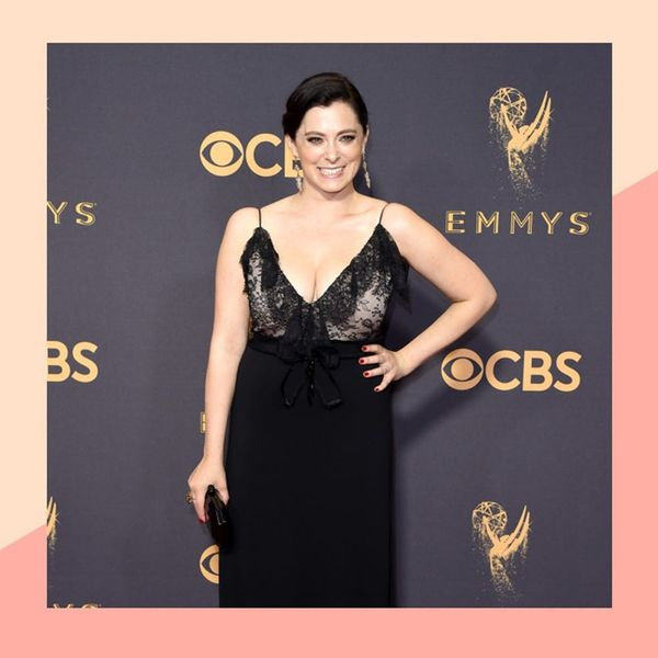 Rachel Bloom Paid Full Price for Her Emmys 2017 Dress and Is Officially Just Like Us