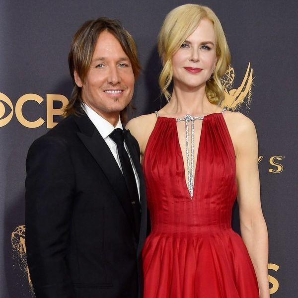 We Bet You Missed This Detail About Nicole Kidman's Emmys Style