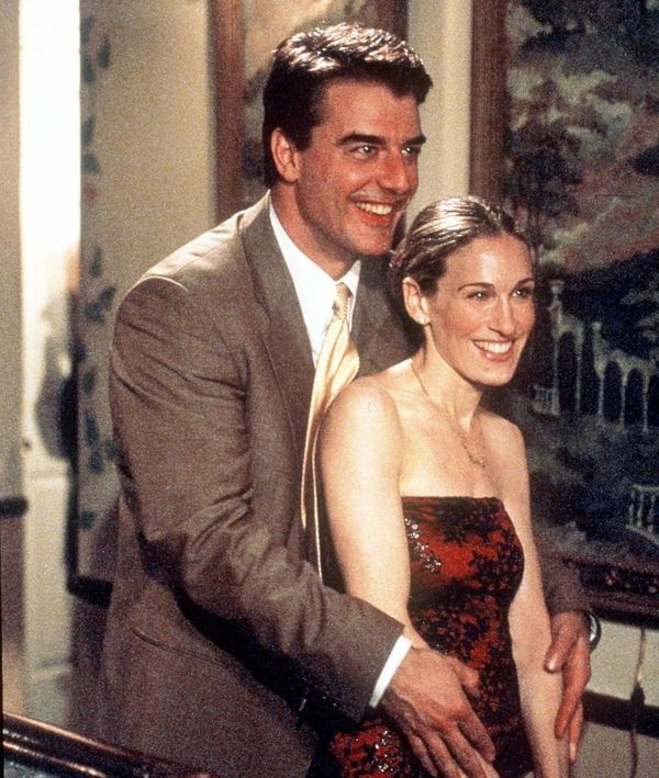 """""""SATC"""" Author Candace Bushnell Reveals the *Real* Reason Carrie Chose Big Over Aiden"""