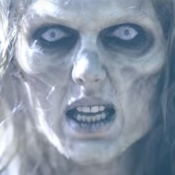"""See Taylor Swift Being Transformed into a Zombie for """"LWYMMD"""""""
