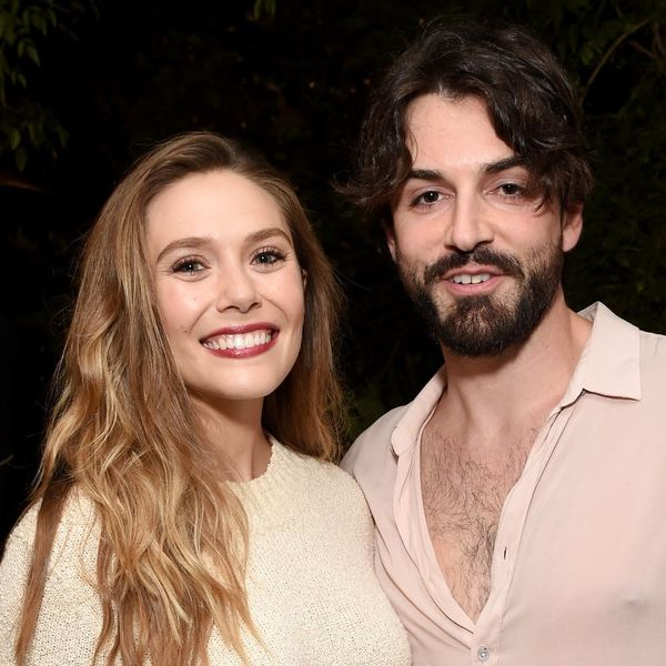 Elizabeth Olsen and Boyfriend Robbie Arnett Just Made Things Red Carpet Official