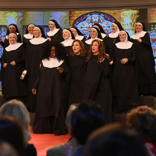 """Whoopi Goldberg's """"Sister Act"""" Reunion Was Just As Joyful As the Movie"""