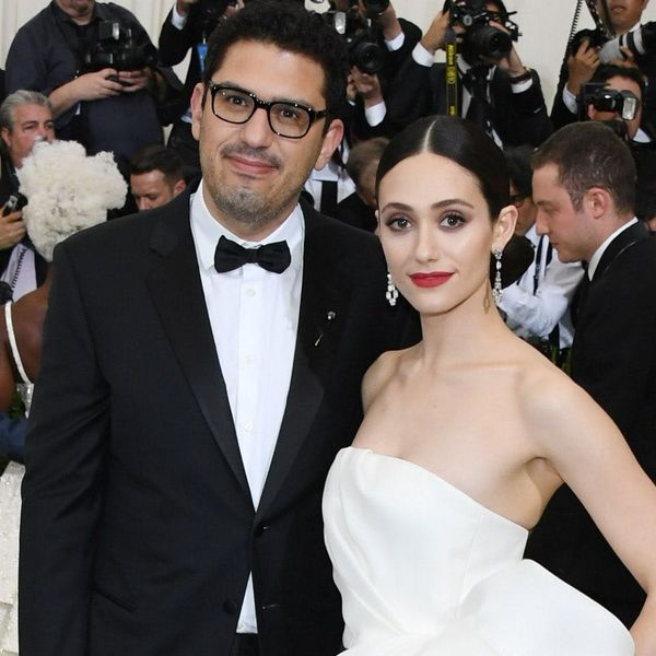 Emmy Rossum's Latest Candid Wedding Snaps Are Picture-Perfect