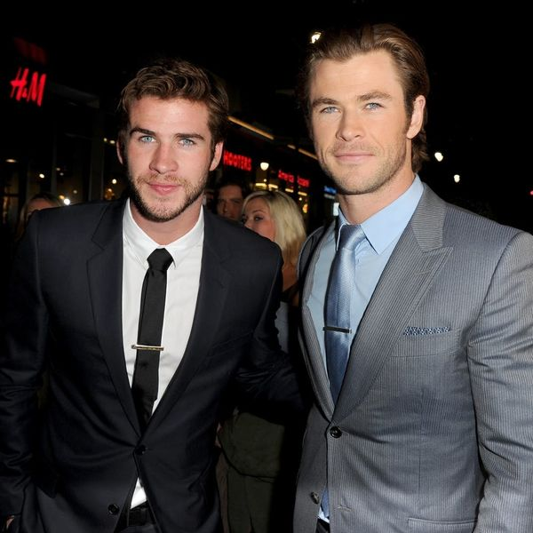 Chris Hemsworth Almost Lost the Role of Thor to His Younger Brother Liam