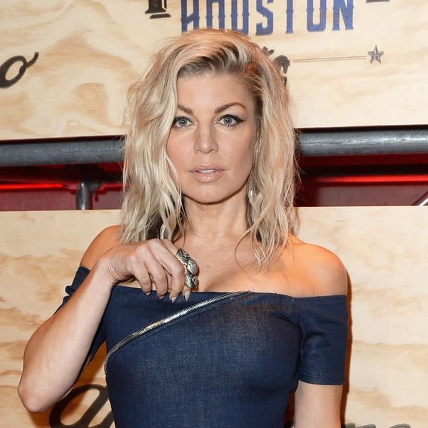 Fergie Is Rocking 2017's Boldest Summer Hair Color Trend