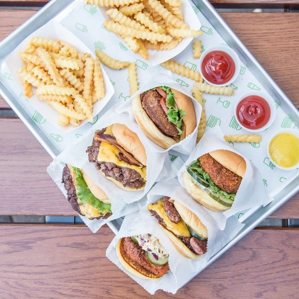 Shake Shack Is Giving Away FREE Cheeseburgers on Monday