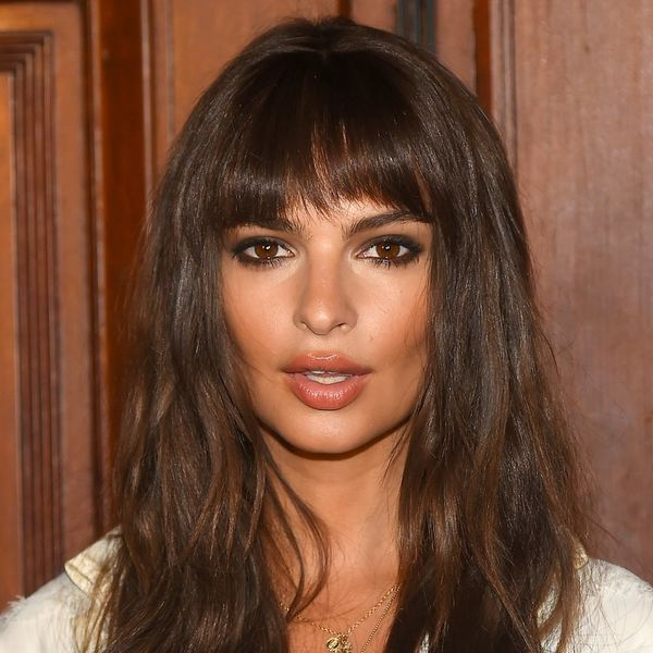 Emily Ratajkowski Just Got a MAJOR Hair Makeover
