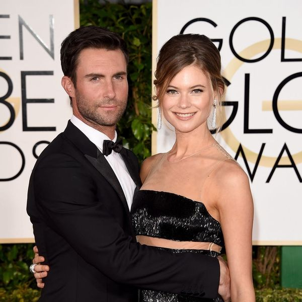 Behati Prinsloo Is Pregnant and Expecting Her Second Child With Adam Levine!
