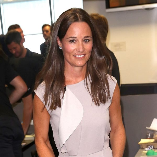 Pippa Middleton Just Wore the Ultimate Wedding Guest Dress