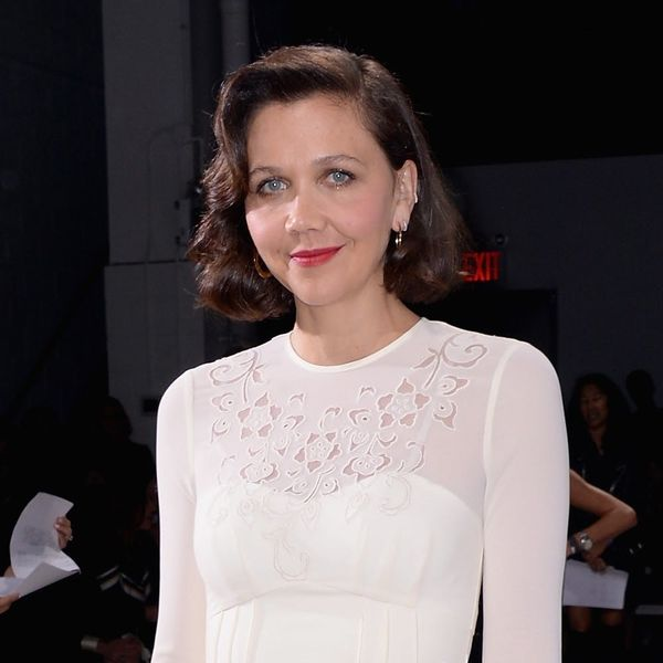 """Maggie Gyllenhaal Finally Responds to the Taylor Swift """"All Too Well"""" Scarf Reference"""