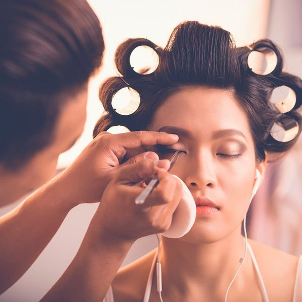 Everything a Bride Needs to Discuss With Her Wedding Day Hair and Makeup Artist