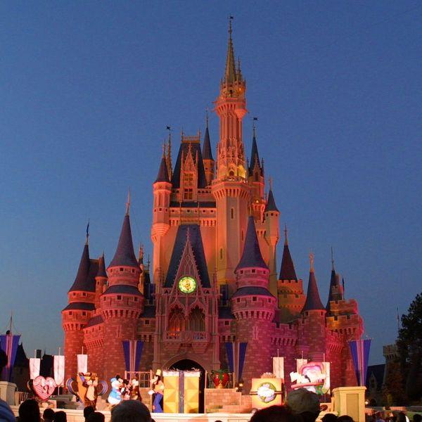 Here's What Walt Disney World Looks Like After Hurricane Irma