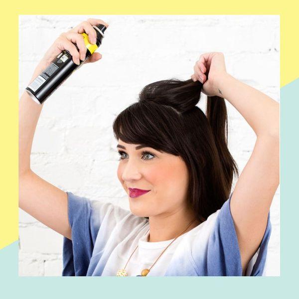 6 Genius Dry Shampoo Beauty Hacks You Should Try