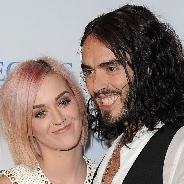 Russell Brand Says He Wants to Reconcile With Ex Katy Perry