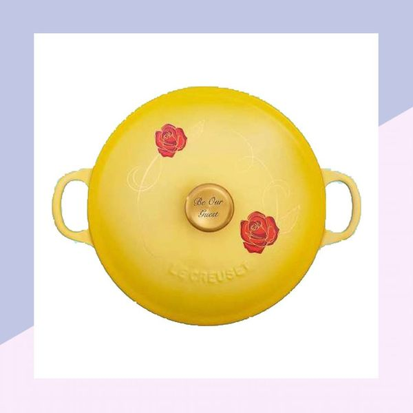 "Le Creuset Is Launching New ""Beauty and the Beast"" Cookware"