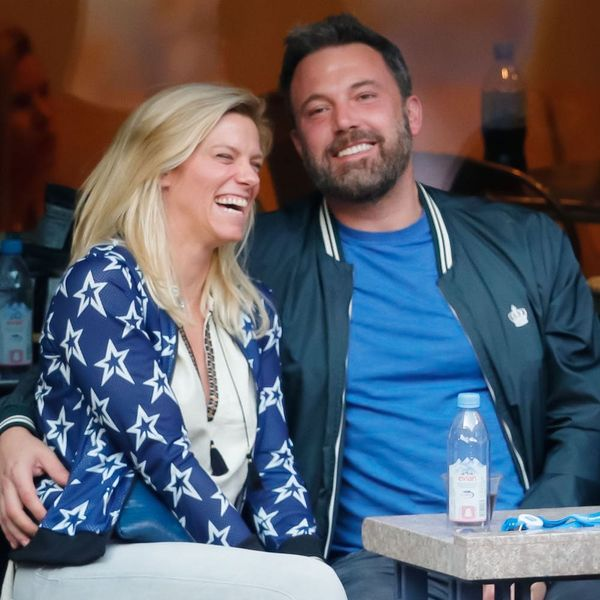 Ben Affleck and Lindsay Shookus Took Their Romance to the US Open