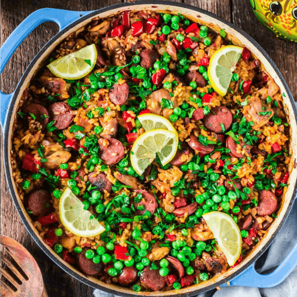 Everything You Need to Know to Make Paella at Home
