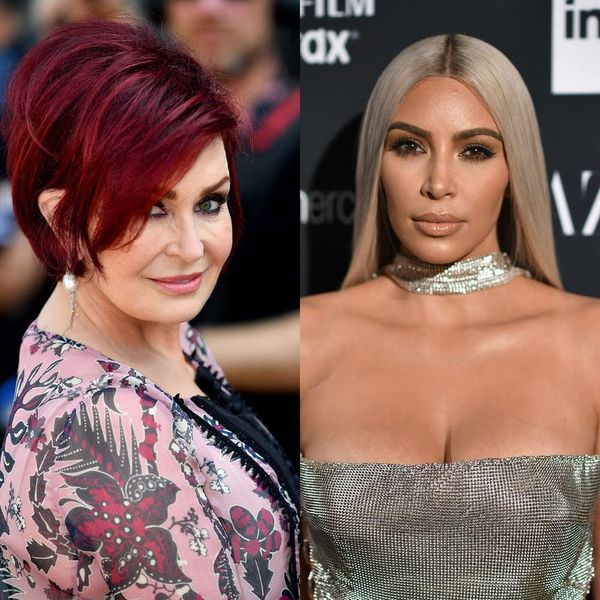 There's More to That Sharon Osbourne-Kim Kardashian West Drama