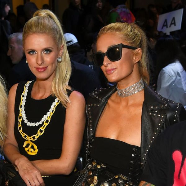 Paris and Nicky Hilton Are the Queens of NYFW, and It's 2004 Again