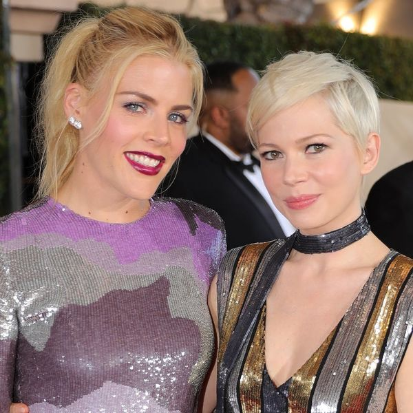 Here's Where You Can Score Michelle Williams and Busy Philipps' Darling Best Friend Jackets