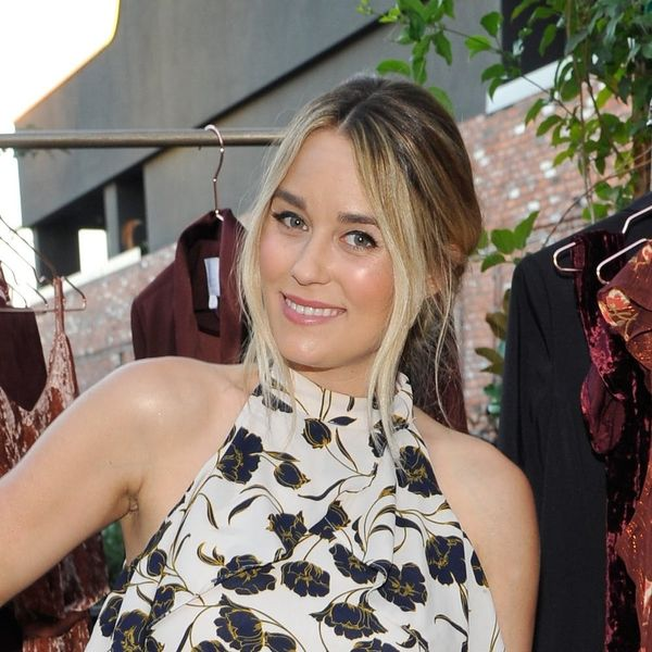 Lauren Conrad Made Her First Public Post-Baby Appearance in a $55 Dress