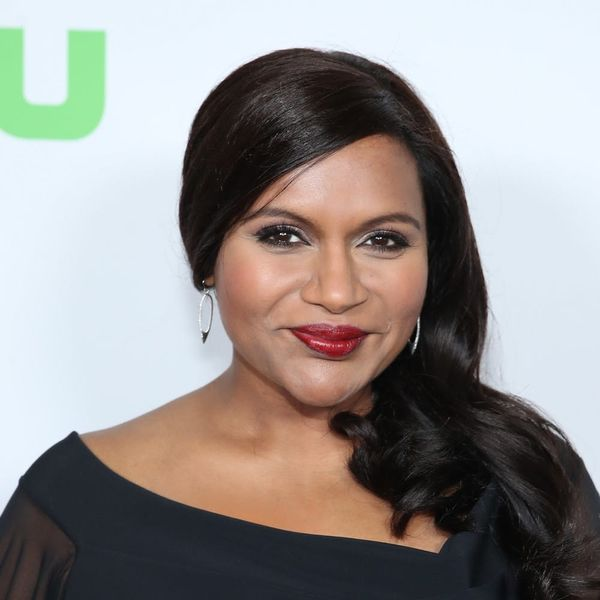 Mindy Kaling's Co-Stars Reportedly Just Spilled the Beans on Her Baby's Sex