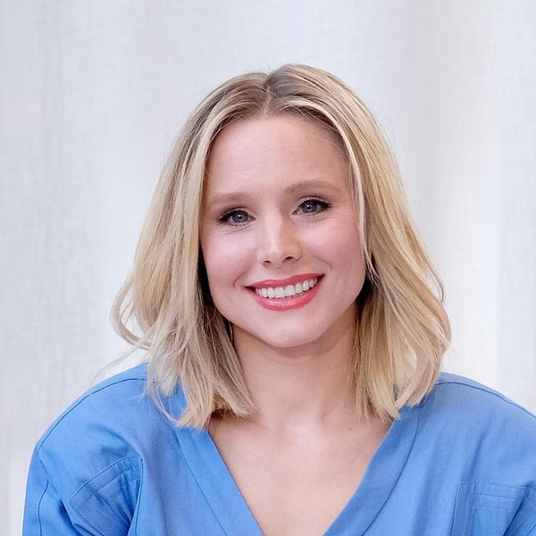 """Kristen Bell Did the Sweetest Thing for Her """"Frozen"""" Co-Stars' Family While Prepping for Hurricane Irma"""