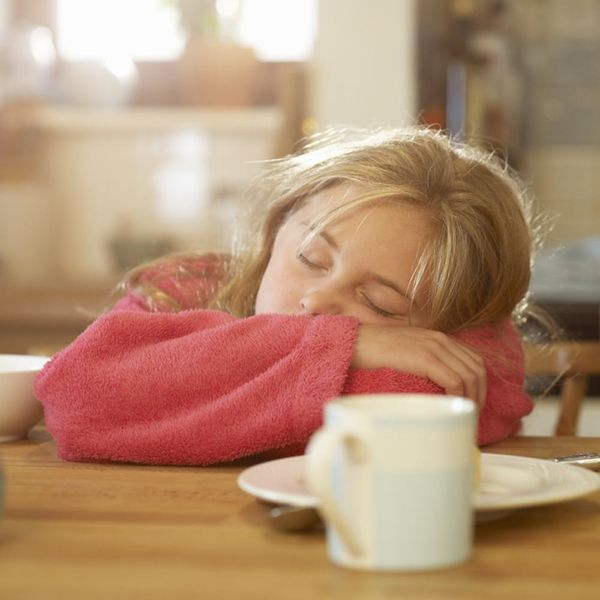 Why You Shouldn't Stress Out About When Your Kids' Bedtimes *Should* Be