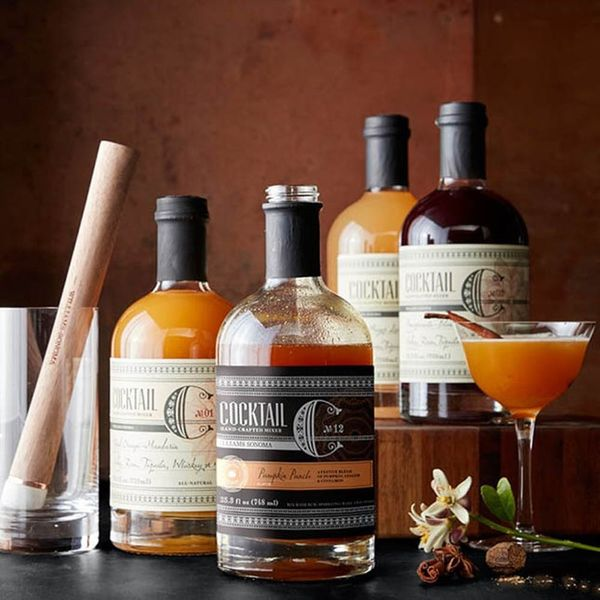 12 Stylish Fall Updates You Can Make to Your Bar Cart Today