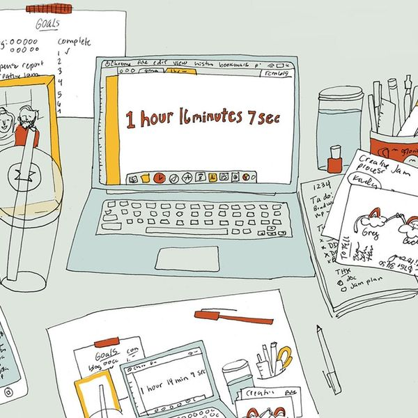 Advice from an Illustrator (or Things I Wish I Knew Before Freelancing Full-Time)