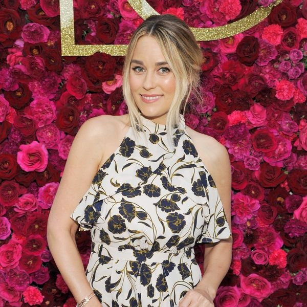 "Lauren Conrad Dishes on Her ""Whole New Life"" As a Mom at First Post-Baby Red Carpet"