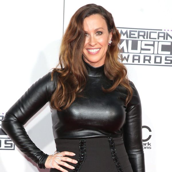 Alanis Morissette Opens Up About Her Battle With Postpartum Depression