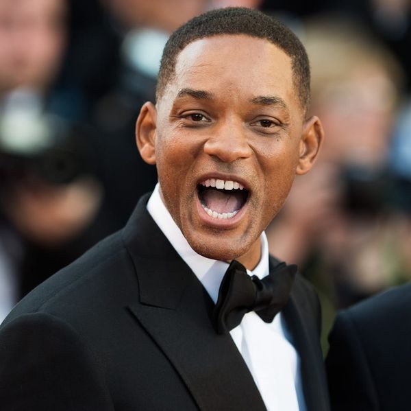 """See the First Photo of the """"Aladdin"""" Cast on Set, Courtesy of Will Smith"""