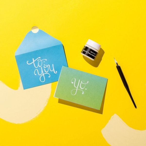 10 Calligraphers We Are Totally Crushing On Instagram