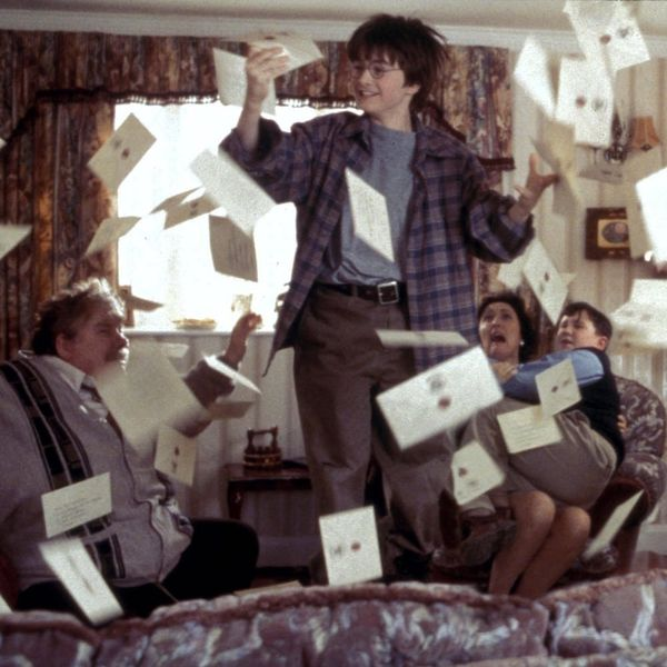 Harry Potter's Hogwarts Acceptance Letter Is Up for Auction